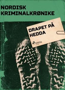 Drapet på Hedda (ebok) av Diverse forfattere