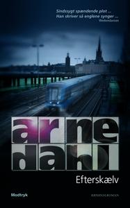 Efterskælv (e-bog) af Arne Dahl, Anders Johansen
