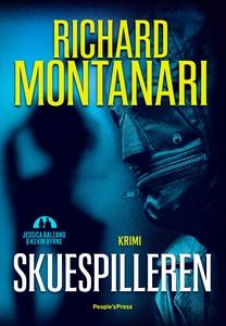 Skuespilleren (e-bog) af Richard Montanari, John Jensen
