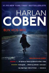 Bliv hos mig (lydbog) af Harlan Coben
