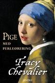 Pige med perleørering