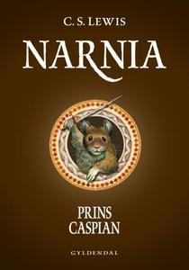 Narnia 4 - Prins Caspian (lydbog) af