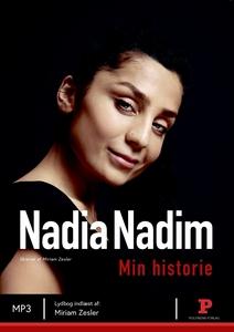 Nadia Nadim - Min historie (lydbog) a