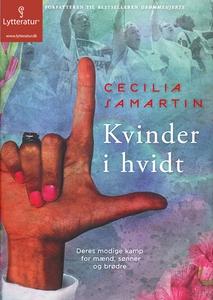 Kvinder i hvidt (lydbog) af Cecilia S