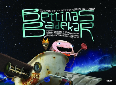 Bettinas Badekar (lydbog) af Flemming