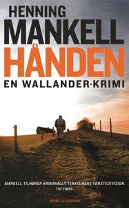 Hånden (e-bog) af Henning Mankell