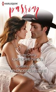 Kjærlighetsleken / Århundrets historie (ebok)