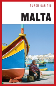Turen Går Til Malta (e-bog) af Hanne
