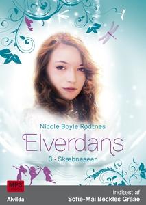 Elverdans 3: Skæbneseer (lydbog) af N