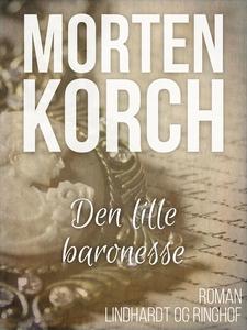 Den lille baronesse (e-bog) af Morten