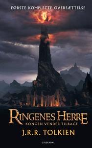 Ringenes Herre 3 (e-bog) af J.R.R. Tolkien, Ida Nyrop Ludvigsen