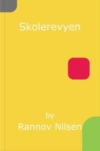 Skolerevyen (ebok) av Rannov Nilsen