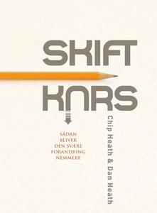 Skift kurs (e-bog) af Dan Heath