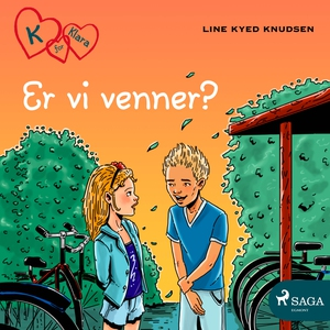 K for Klara 11 - Er vi venner? (lydbok) av Li