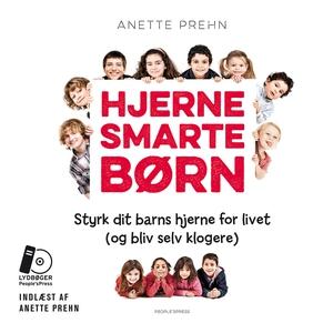 Hjernesmarte børn (lydbog) af Anette