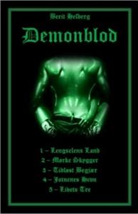 Demonblod 1-5 (ebok) av Berit Helberg