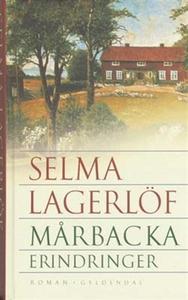 Mårbacka (lydbog) af Selma Lagerlöf