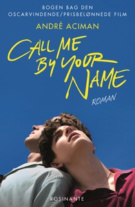 Call me by your name (e-bog) af André