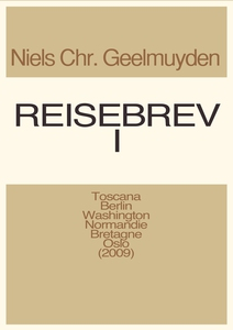 Reisebrev I (ebok) av Niels Chr.  Geelmuyden