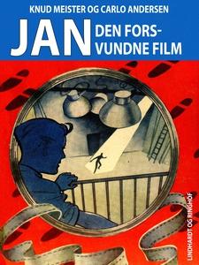 Den forsvundne film (e-bog) af Knud M