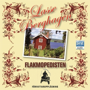 Flakmopedisten (ljudbok) av Lars Berghagen