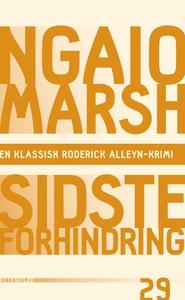 Sidste forhindring (e-bog) af Ngaio M