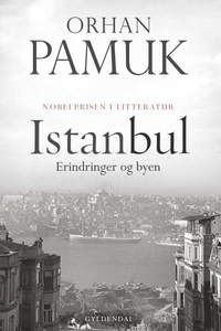 Istanbul (lydbog) af Orhan Pamuk