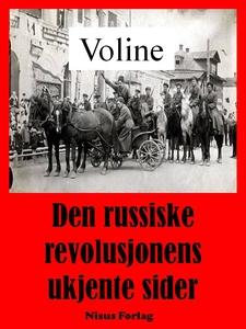 Den russiske revolusjonens ukjente sider, 191