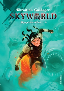 SkyWorld #4: Spøgelsesskibet (lydbog)