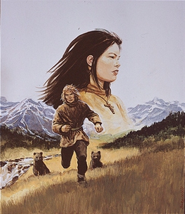 SJAMANENS RIKE I (ebok) av Dag Ove Johansen