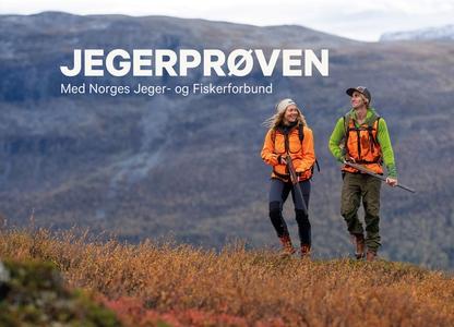 Jegerprøven (lydbok) av Thor Olav Moen