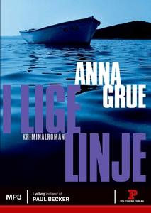 I lige linje (lydbog) af Anna Grue