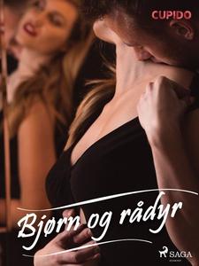 Bjørn og rådyr (ebok) av Cupido noveller
