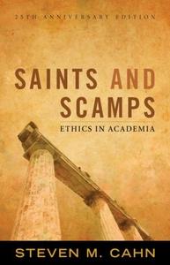 Saints and Scamps (e-bok) av Steven M. Cahn