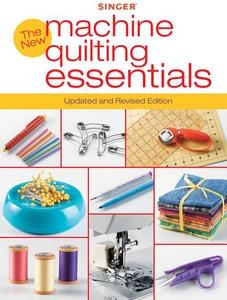 Singer New Machine Quilting Essentials (e-bok)
