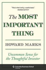 The Most Important Thing (e-bok) av Howard Mark