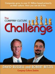 The Company Culture Challenge (e-bok) av David