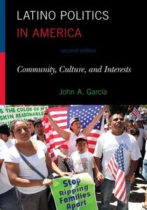 Latino Politics in America (e-bok) av John A. G