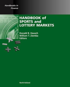 Handbook of Sports and Lottery Markets (e-bok)