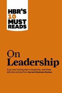 HBR's 10 Must Reads on Leadership (with feature