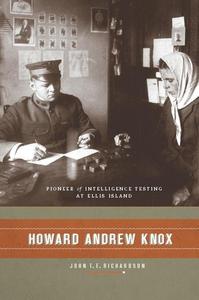 Howard Andrew Knox (e-bok) av John Richardson
