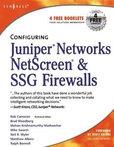 Configuring Juniper Networks NetScreen and SSG