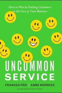 Uncommon Service (e-bok) av Frances, Frances Fr