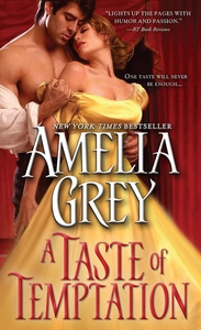 A Taste of Temptation (e-bok) av Amelia Grey