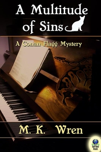 A Multitude of Sins (A Conan Flagg Mystery #2)