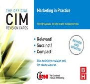 CIM Revision Cards Marketing in Practice