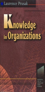 Knowledge in Organisations (e-bok) av Laurence
