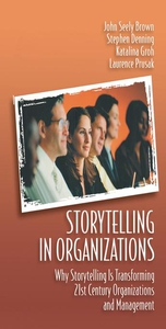 Storytelling in Organizations (e-bok) av Lauren