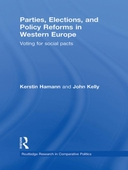 Parties, Elections, and Policy Reforms in Western Europe