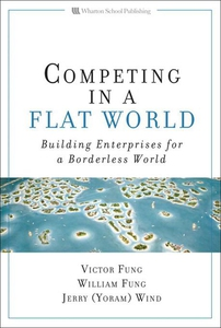Competing in a Flat World (e-bok) av Victor K.